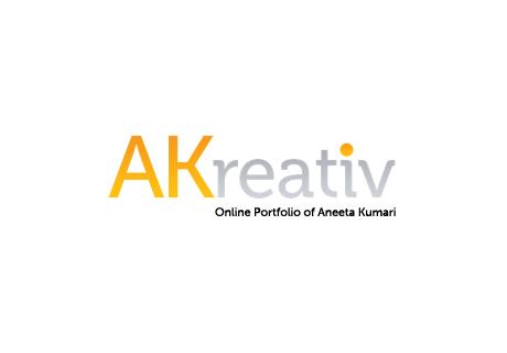 AKreativ Original Logo Design